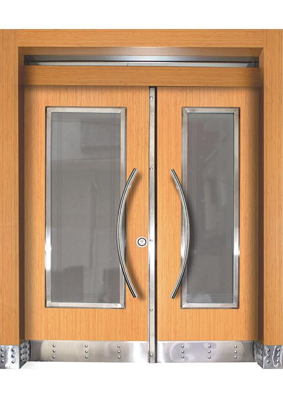 Apartman Bina Giriş Kapısı BK03