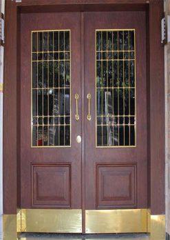 Apartman Bina Giriş Kapısı XR07
