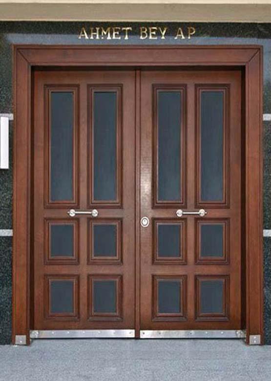 Apartman Bina Giriş Kapısı XR02