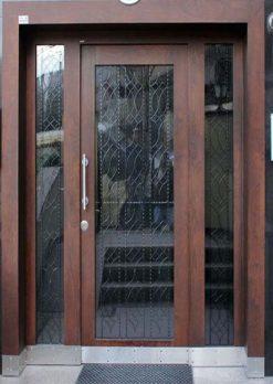 Apartman Bina Giriş Kapısı XR13