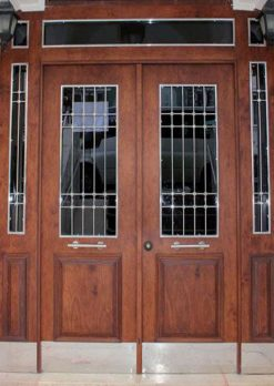 Apartman Bina Giriş Kapısı XR04