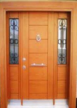 Apartman Bina Giriş Kapısı APT41