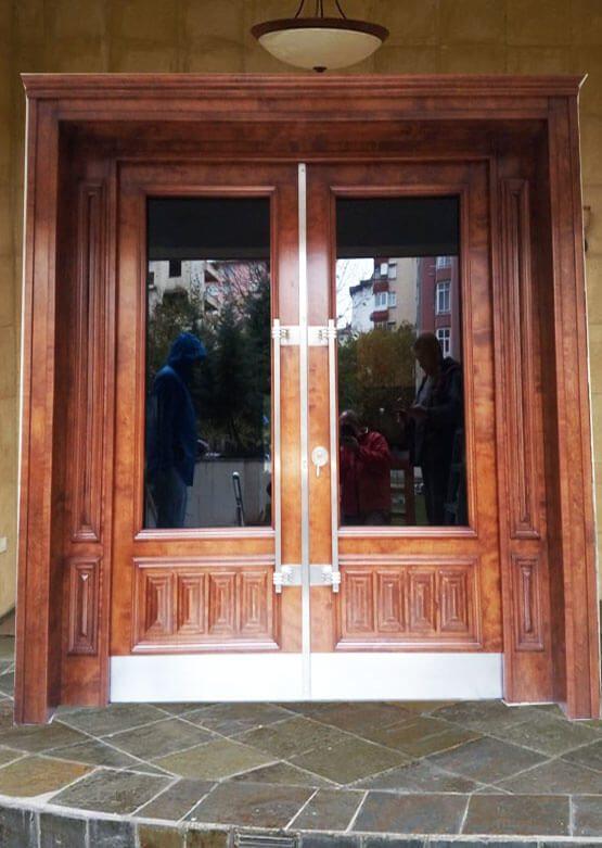 bina kapısı apartman giriş kapısı apartman kapıları
