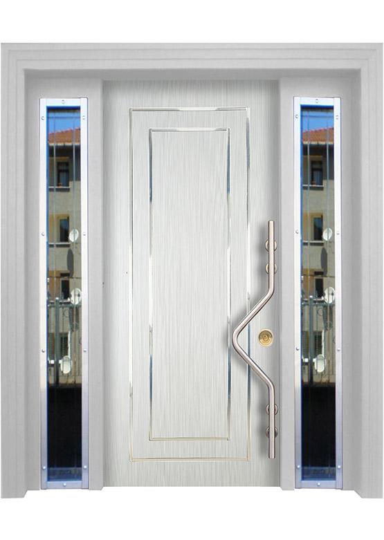 Apartman Bina Giriş Kapısı BK01