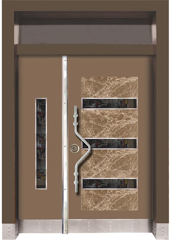Apartman Bina Giriş Kapısı BK017