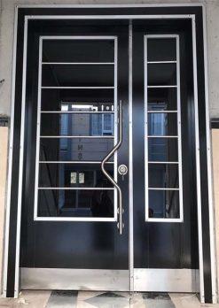 Apartman Bina Giriş Kapısı APT46