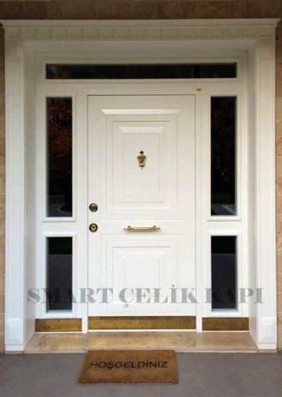 villa kapısı modelleri 2019 lake beyaz