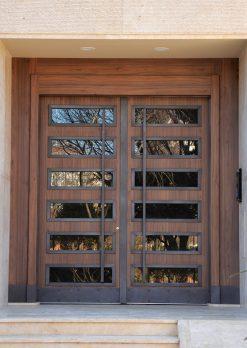 Apartman Bina Giriş Kapısı A-0 XR03