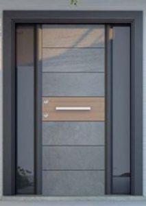 kompakt apartman kapısı modelleri