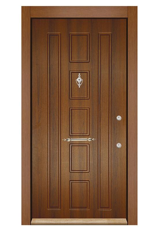 Ekonomik  Çelik Kapı Oyma KYL-002