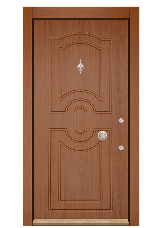 Ekonomik  Çelik Kapı Oyma KYL-003