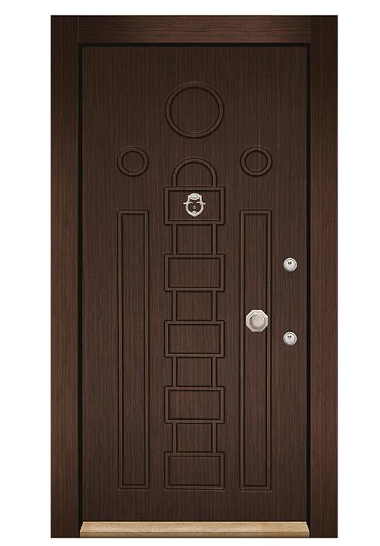 Ekonomik  Çelik Kapı Oyma KYL-039