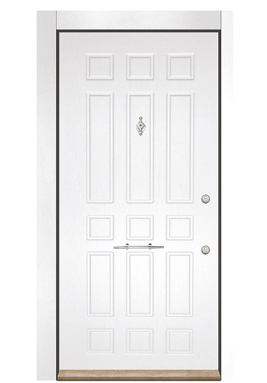 Ekonomik  Çelik Kapı Oyma KYL-058