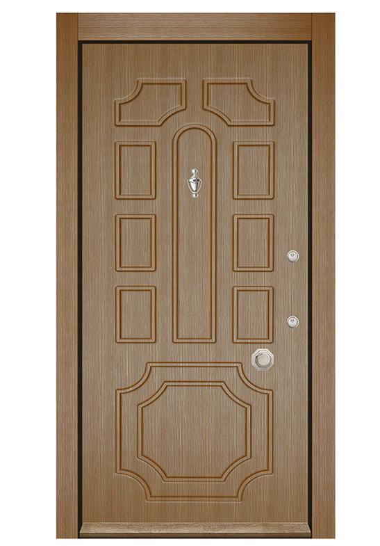 Ekonomik  Çelik Kapı Oyma KYL-065