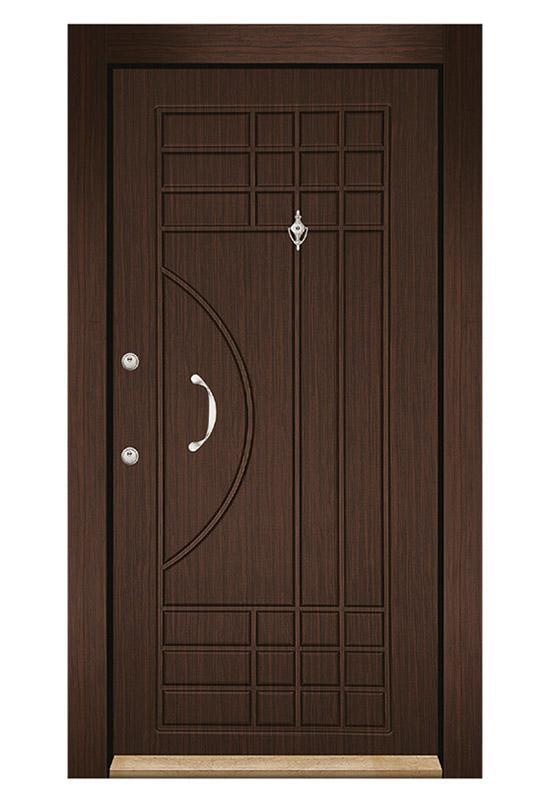 Ekonomik  Çelik Kapı Oyma KYL-090