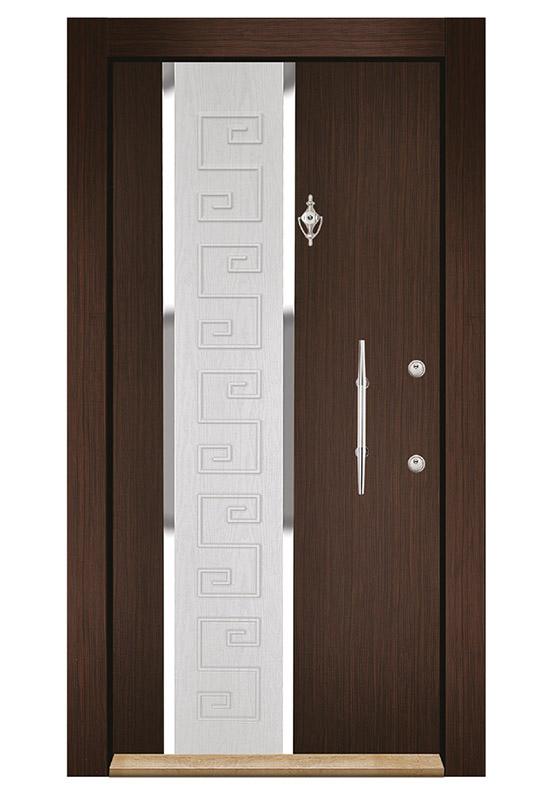 Ekonomik  Çelik Kapı Paslanmaz KYL-1050