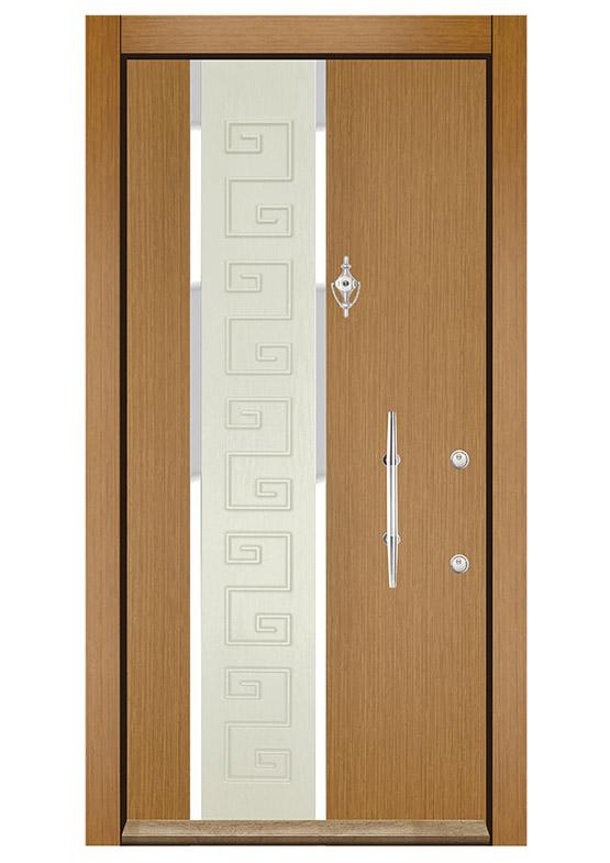 Ekonomik  Çelik Kapı Paslanmaz KYL-1050-1