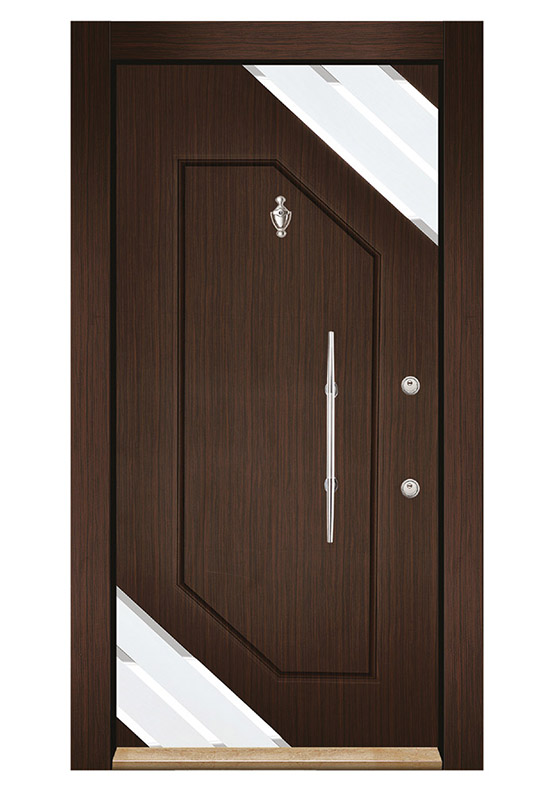 Ekonomik  Çelik Kapı Paslanmaz KYL-470
