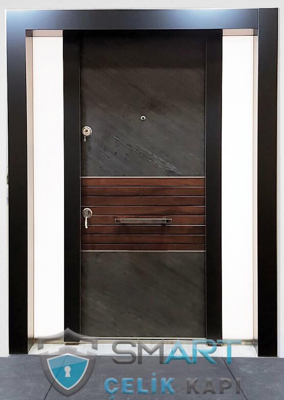 Kompak Lamine Villa Kapısı Edge