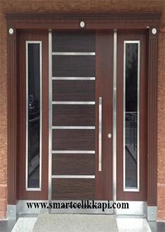 Apartman Bina Giriş Kapısı AA01