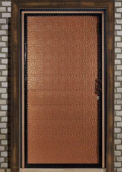 Ferforje Kapı Modelleri Apartman Giriş Kapısı FF 1340