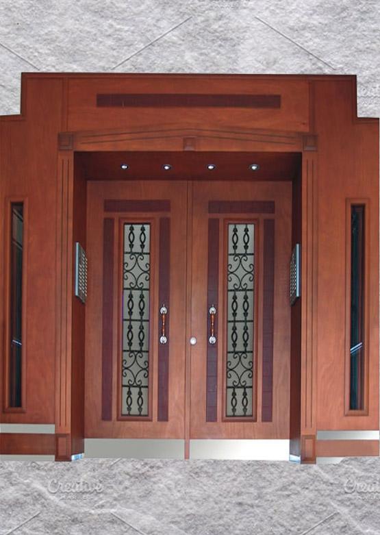 Apartman Bina Giriş Kapısı A-0 A16