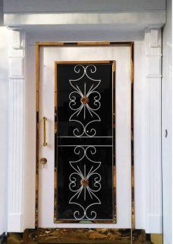 Apartman Bina Giriş Kapısı A-022