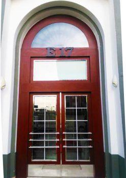 Apartman Bina Giriş Kapısı A-034