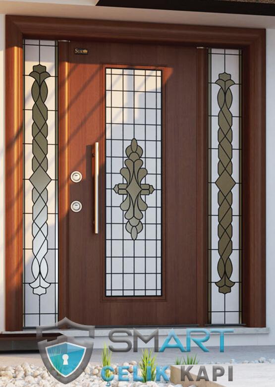 Villa Giriş Kapısı Kompozit Neptün