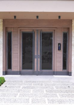 Apartman Bina Giriş Kapısı A-021