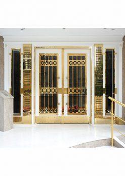 Apartman Bina Giriş Kapısı A-023