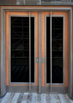 Apartman Bina Giriş Kapısı A-026