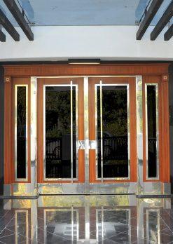 Apartman Bina Giriş Kapısı A-028