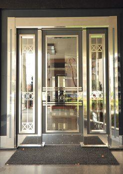 Apartman Bina Giriş Kapısı A-032