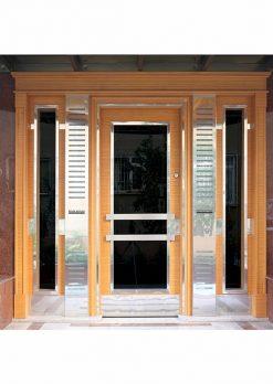 Apartman Bina Giriş Kapısı A-035