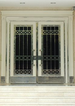 Apartman Bina Giriş Kapısı A-036