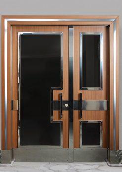 Apartman Bina Giriş Kapısı A-0 A23
