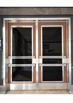 Apartman Bina Giriş Kapısı A-038