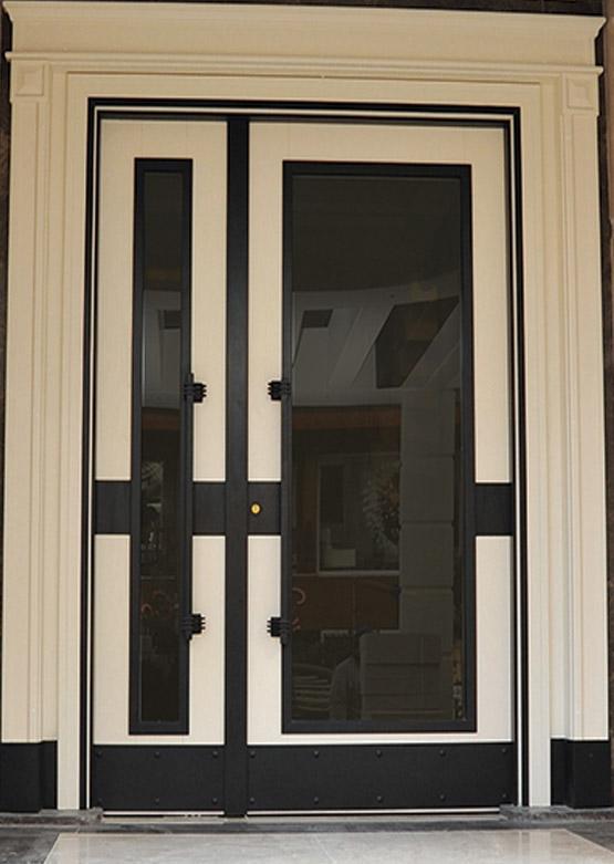 Apartman Bina Giriş Kapısı A-0 E4