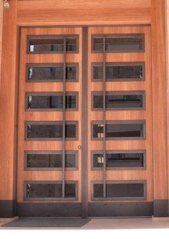 Apartman Bina Giriş Kapısı A-0 XR030