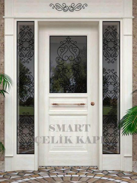 beyaz-villa-kapısı-villa-giriş-kapısı-beyaz-kapı-fiyatları