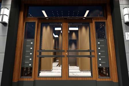 arnavutköy apartman kapısı modelleri bina giriş kapısı fiyatları arnavutköy site giriş kapısı modelleri
