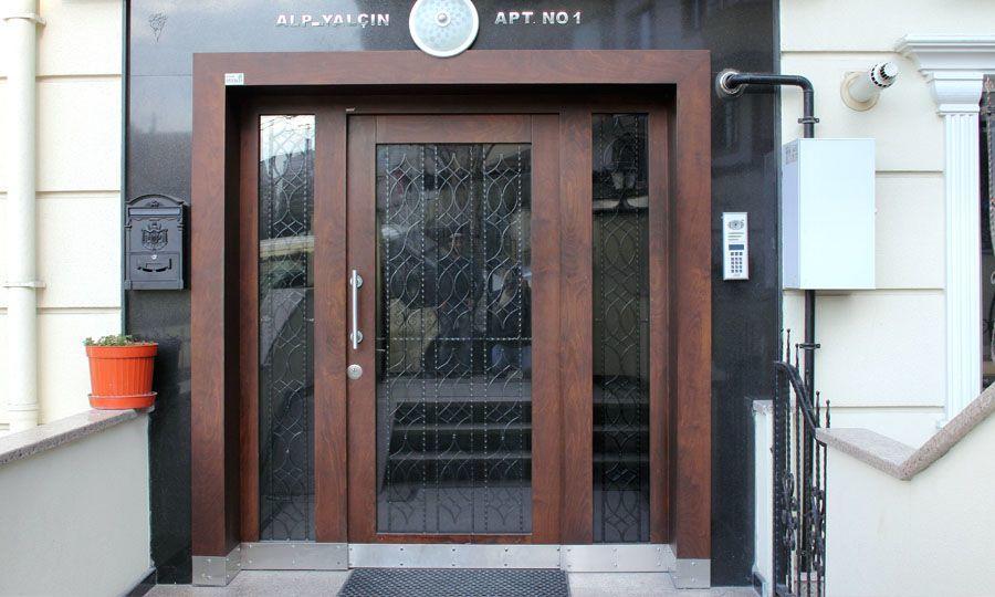 avcılar apartman kapısı modelleri bina giriş kapısı fiyatları avcılar site giriş kapısı modelleri