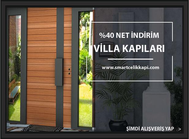 VİLLA KAPISI MODELLERİ
