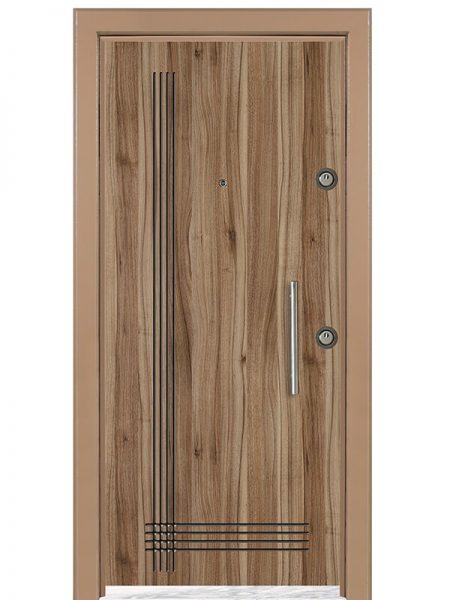 ısparta ceviz 109 ucuz çelik kapı ekonomik çelik kapı en ucuz çelik kapı-