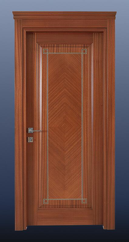 Ahşap Oda Kapısı Fileto Kılçık KD1