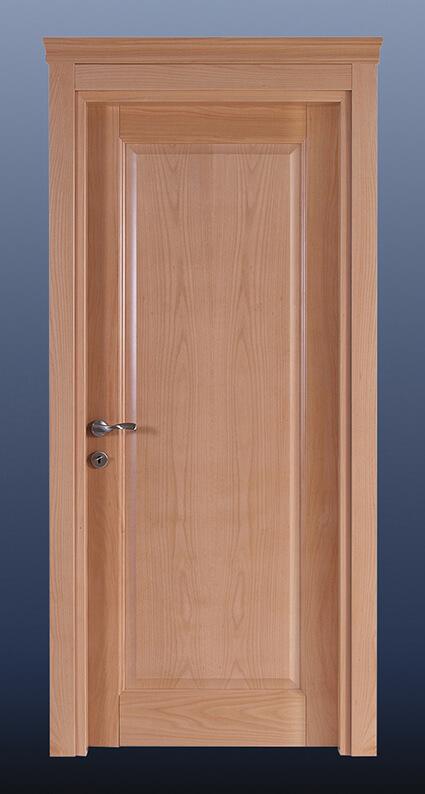 Ahşap Oda Kapısı Kayın KD1