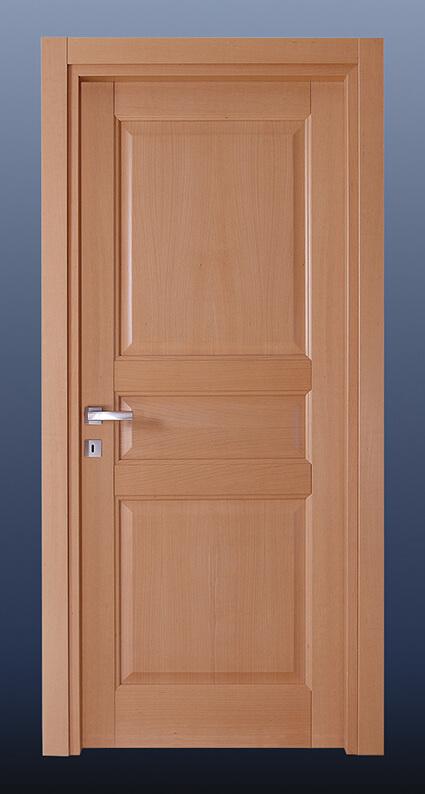 Ahşap Oda Kapısı Kayın KD3