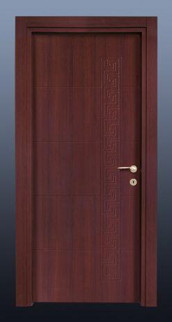 PVC Oda Kapısı Huş MF4