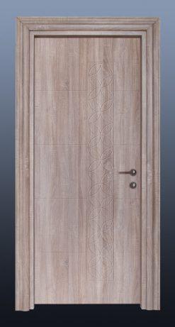 PVC Oda Kapısı Arizona Çam MF6